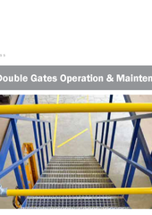 Kee Gate - Self Closing Safety Gates Manual thumbnail