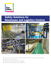 Industry Solutions - Warehouse & Distribution Centres thumbnail